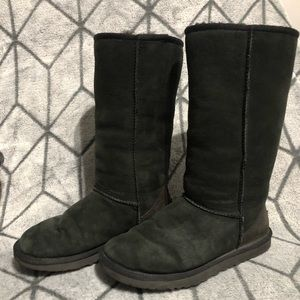 Ugg Classic Tall Black Boot